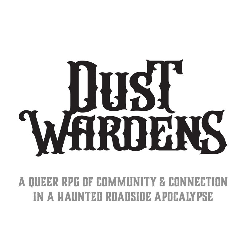 dust wardens logotype
